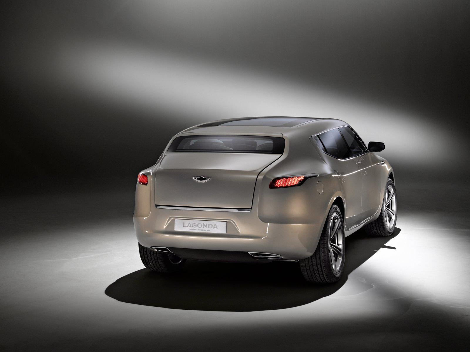 Aston Martin Lagonda Suv Only Cars And Cars